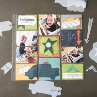 How to Turn a Kwik Card Kit into a Pocket Paper Kit