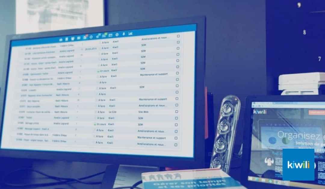 Créez vos tâches directement grâce à un email