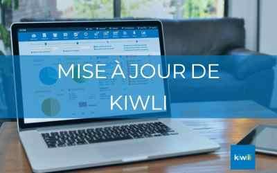 Mise à jour majeure de Kiwili : Kiwili mobile, Kiwili Disque, tâches en tableau des priorités Kanban
