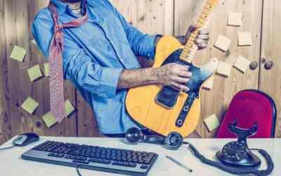 Le kit musical qu'il vous faut absolument pour travailler en musique au bureau !