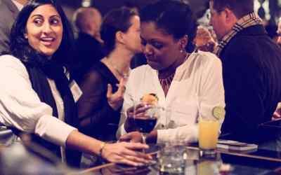 Réseautage d'entrepreneurs : Les bonnes attitudes à adopter lors d'un 5 à 7