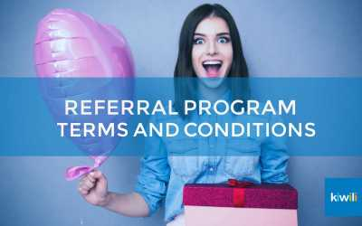 Kiwili Referral Program Terms and Conditions