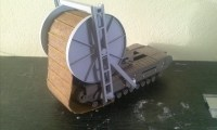 1/35 Churchill AVRE Bobbin/carpet layer ''D day