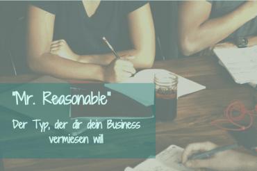 Business vermiesen