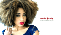 Crochet Braids With Colored Marley Hair | Find your ...