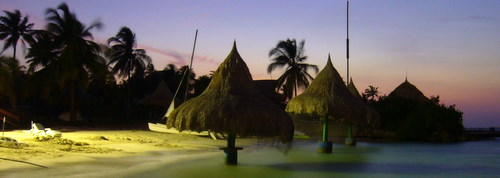 Punta Faro Strand