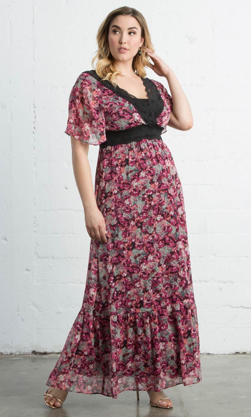 Plus Size Maxi DressesDaydream Maxi Dress