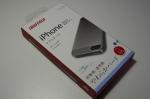 iBUFFALO New iPhone(2012年)用 TPUケース