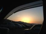 P5から日の出