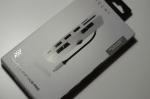 Satechi アルミニウム Type-C クランプハブ Pro USB-C データポート, 3 USB 3.0, Micro/SDカードリーダー