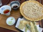 天ぷら&おそば
