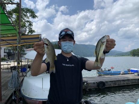 木崎湖モダンボートシリーズ戦 (7)