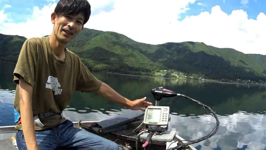 【魚探の見方】はじめての魚探でバスやワカサギを釣ろう!