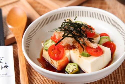 Chilied Tofu