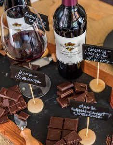 For the love of chocolate gather your friends and family  decadent wine also  pairing tasting party rh kj