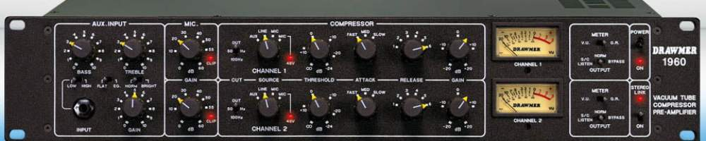 KJAMM pro mix tips. 1960 variable tube compression