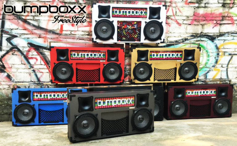 the boom box experience