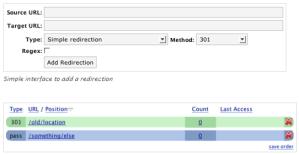 theWebox 301 redirection - Zemanta Related Posts Thumbnail