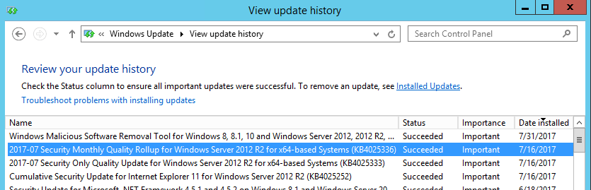 Fix Windows Update Cannot Search for New Updates Error