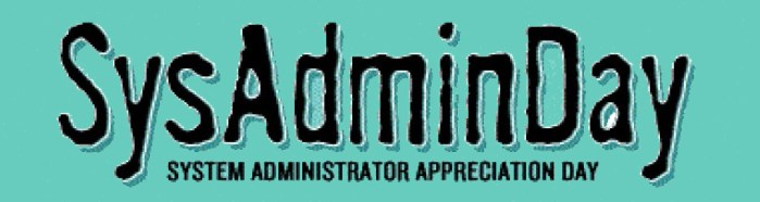 cropped SysAdminDay Header Logo1 - Happy SysAdmin Day 2017