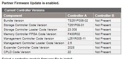 192.168.37.16 A SAN 2017 09 02 00 32 23 - Fixing HP StorageWorks P2000 G3 MSA SAN