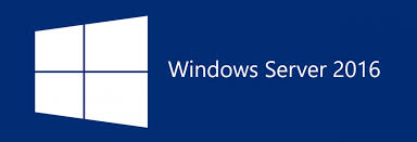 Windows Server 2016 Logo - Windows Server 2016 Logo