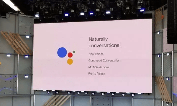 Google Assistant Natural Conversation 600x360 - Goolge I/O 2018