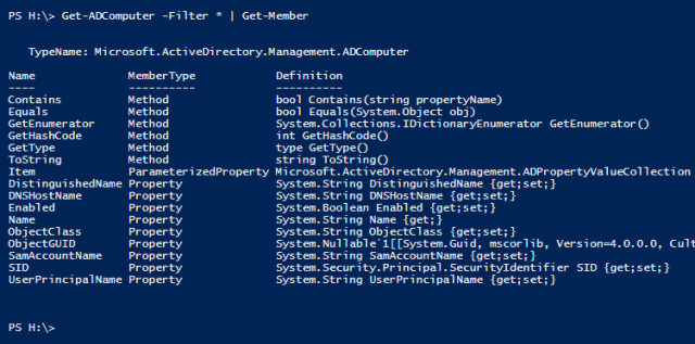 How To Get the Full List of Properties of A PowerShell Object | KC's