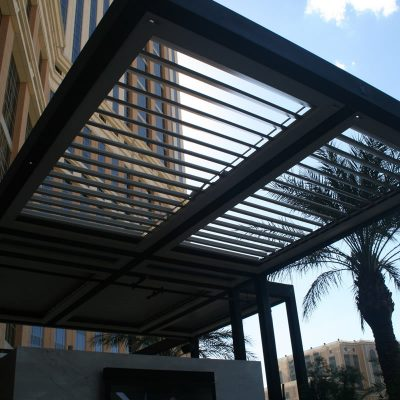 dallas tx patio covers louvered roof