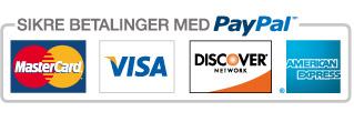 klikk her for å donere via PayPal