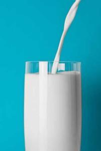 melk - fjerne rødvinsflekker