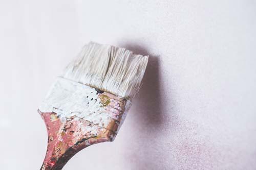 Stive malerkoster - 2 gode råd for å få kosten myk igjen