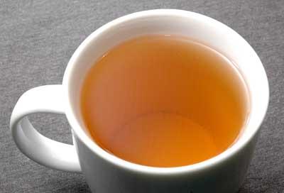 svart te