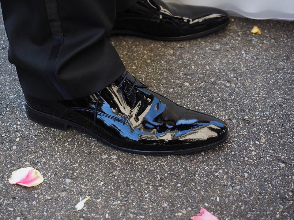 Blanke sko Et smart smart tips som gjør skoene dine