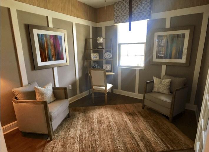 Home Staging Sitting Room Design
