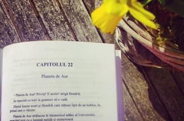capitolul 22 din Planeta de Aur