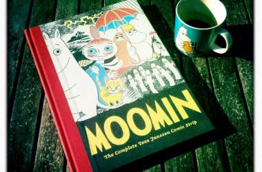 Moomin complet, carte si cafea