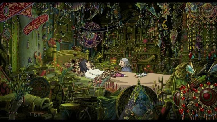 Hayao Miyazaki - Castelul Mișcător al lui Howl