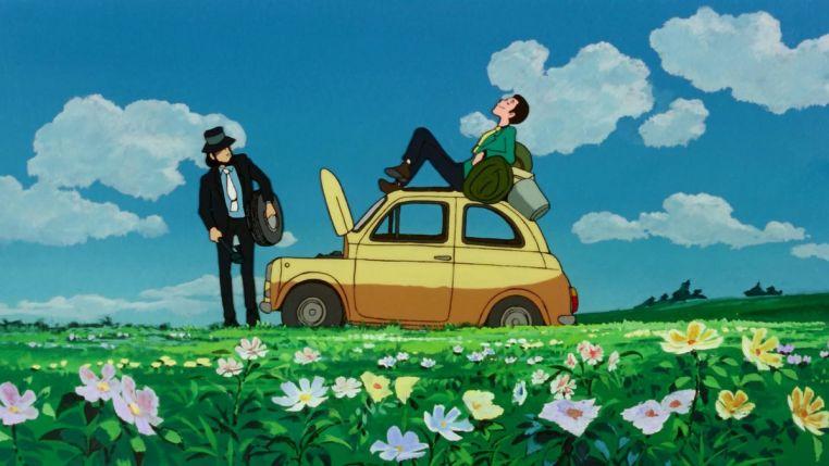 Hayao Miyazaki - Castelul lui Cagliostro