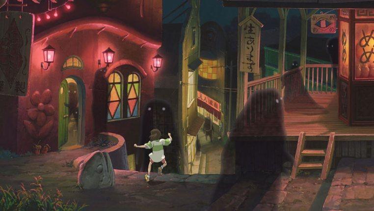 Hayao Miyazaki - Chihiro - Spirited Away