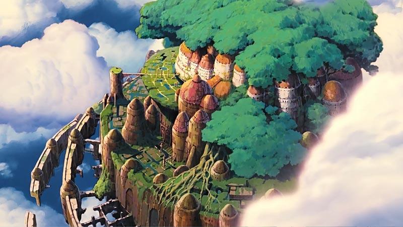 Hayao Miyazaki - Laputa