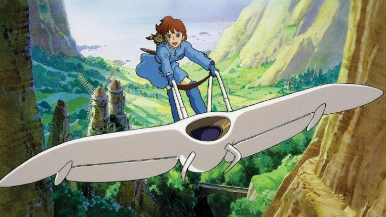Hayao Miyazaki - Nausicaa