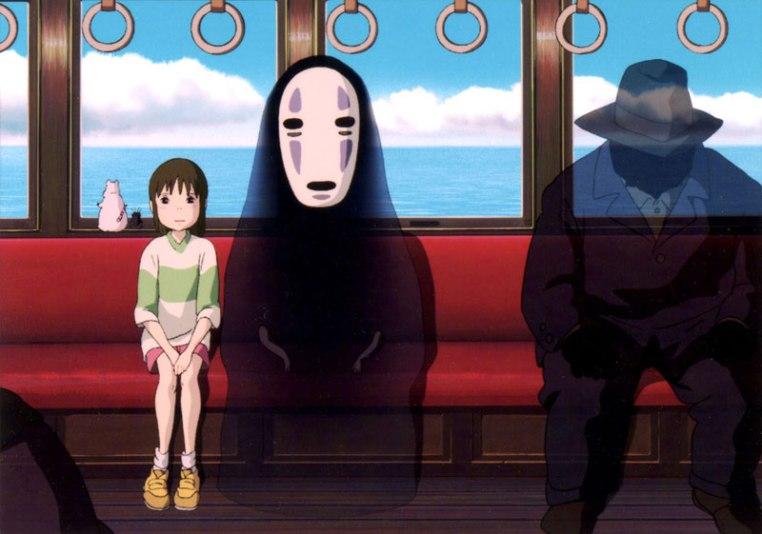 Hayao Miyazaki - Spirited Away