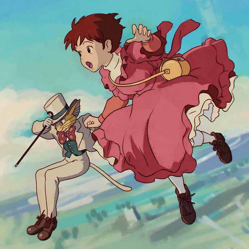 Hayao Miyazaki - Whisper of the heart