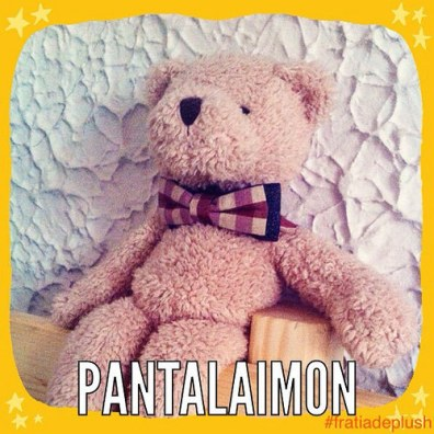 Pantalaimon - The Plush Brotherhood