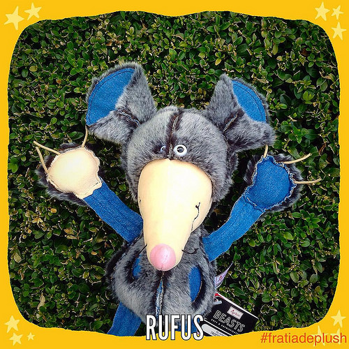 Rufus - The Plush Brotherhood