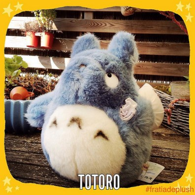 The Plush Brotherhood - Totoro