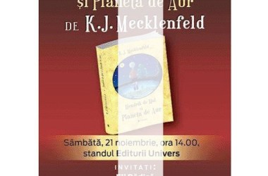 O zi inainte de lansarea Hendrik de Mol si Planeta de Aur