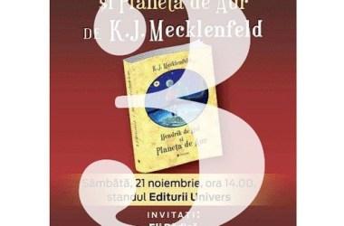 trei zile până la lansarea Hendrik de Mol și Planeta de Aur