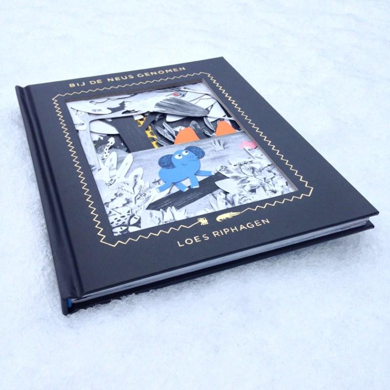 Bij de neus genomen - Loes Riphagen - het boek